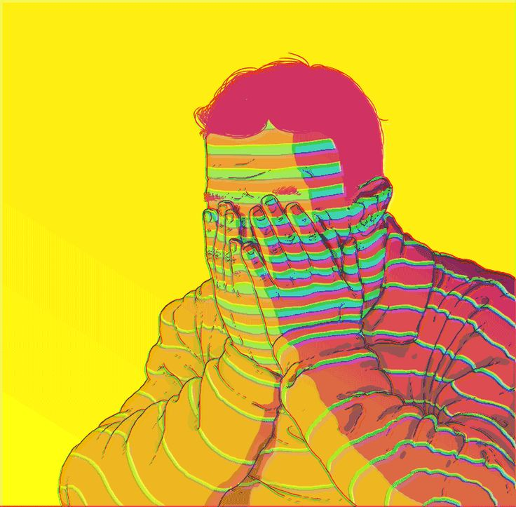 As imagens psicodélicas do ilustrador Henrique Lima • GarimpoGarimpo
