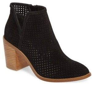 Women's 1. State Larocka Perforated Bootie