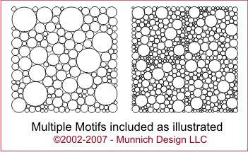 Munnich Design - Quilt Recipes: Digital Quilting Pattern - Search by Pattern Name Results