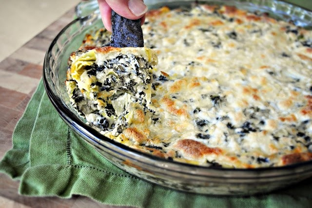 Artichoke dip, Artichokes and Spinach on Pinterest