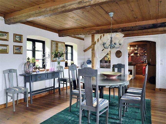 Single Family Home, Single Family Home for sales at Semi-timbered longhouse in Börringe Börringe Kyrkoväg 23 Other Skane, Skane 23391 Sweden