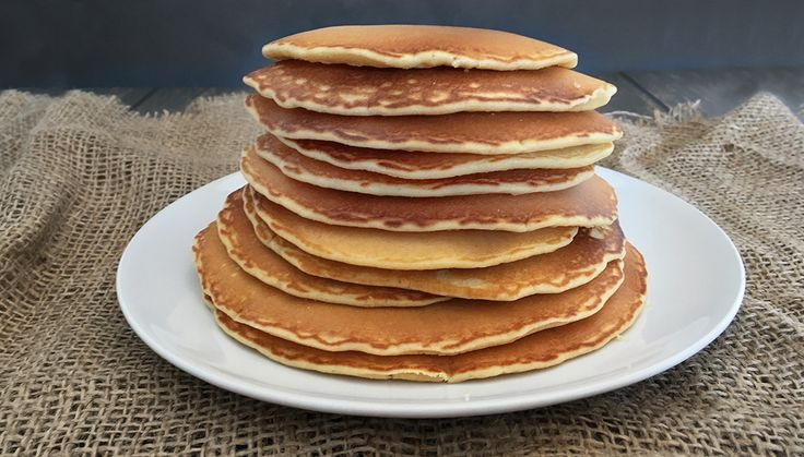Grundrezept: Pancakes