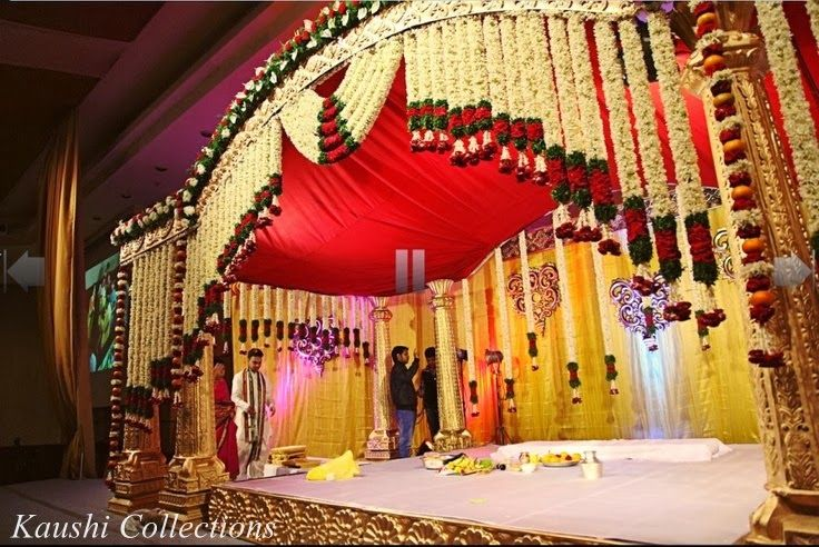kerala wedding mandap - Google Search