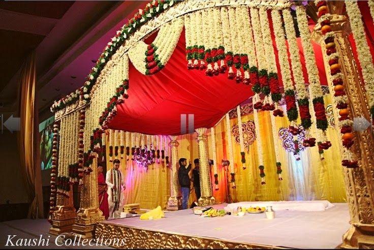 sparkling fashion flower decoration ideas for wenddings decor pinterest marigold wedding wedding and flowers - Flower Decorations