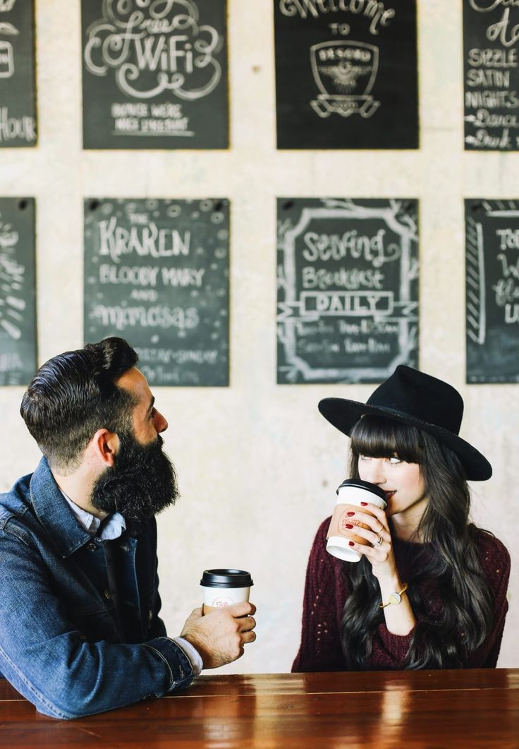 What's Your Casual? - New Darlings - Fall Style for Him & Her - Coffee Dates