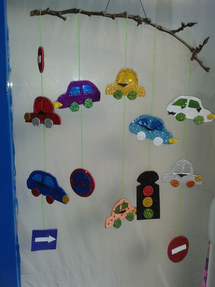 Movil de cotxes