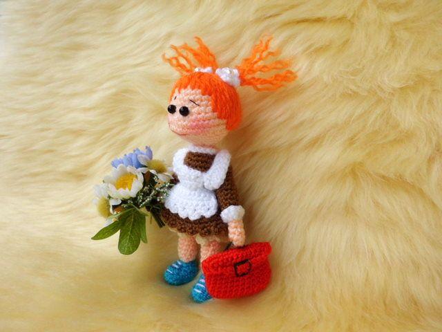 Amigurumi Russian Doll Pattern : Best crochet dolls images amigurumi patterns