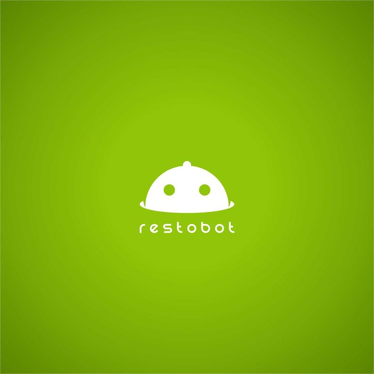 Restobot Logo Design.  Logo unsold. Who is interested? It's about the application and the food or restaurant