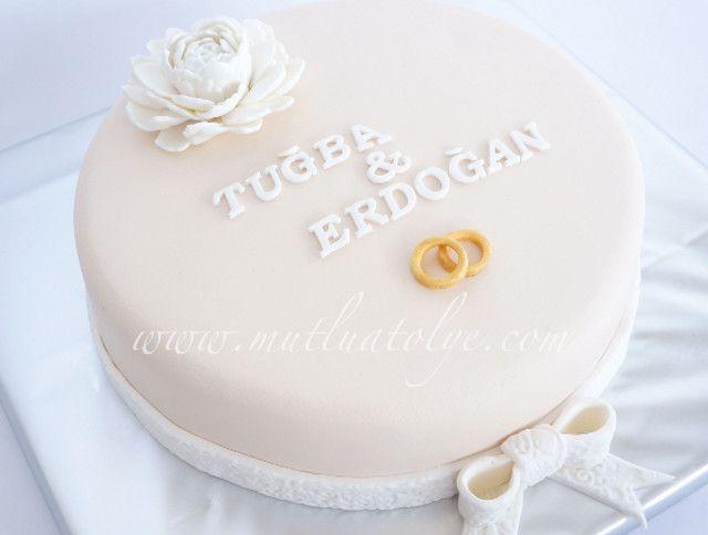 butik pasta, pasta, şık, sade, şakayık, düğün, nişan, yüzük, ankara, anneler günü, kadınlara, yetişkinlere, romantik, ankara