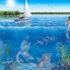 mermaid русалки