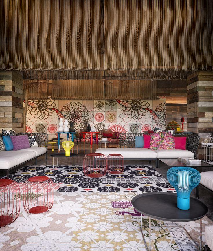 hotel W Retreat & Spa_Puerto Rico | Patricia Urquiola