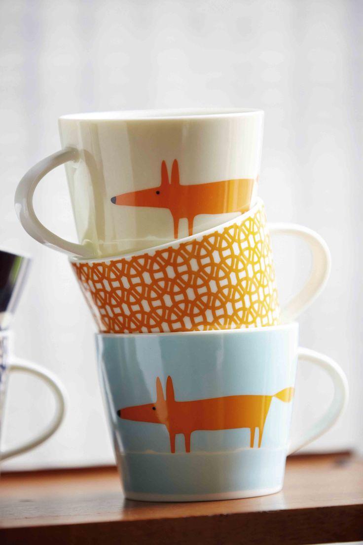 Scion mugs 2015 #orange #duckegg #MrFox #lifestyle
