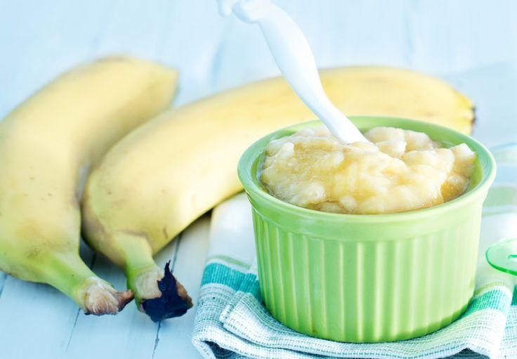 Banánová přesnídávka