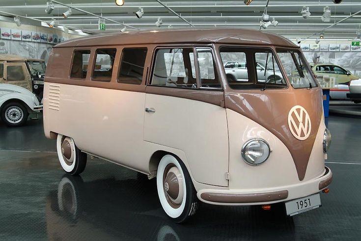 Carro Antigo: Kombi