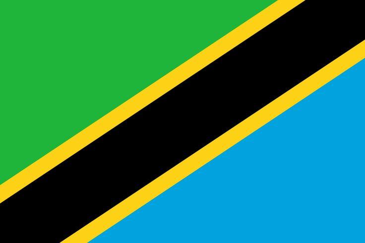 tanzania   File:Flag of Tanzania.svg - Wikimedia Commons