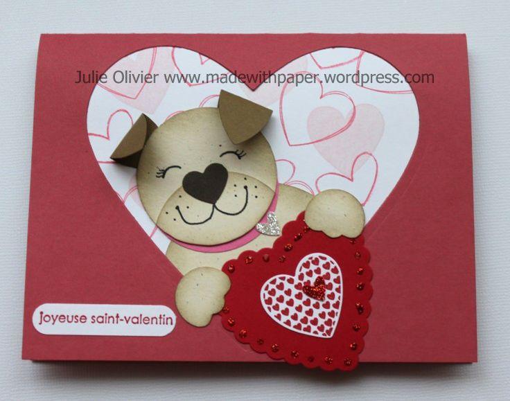 St-Valentin chien