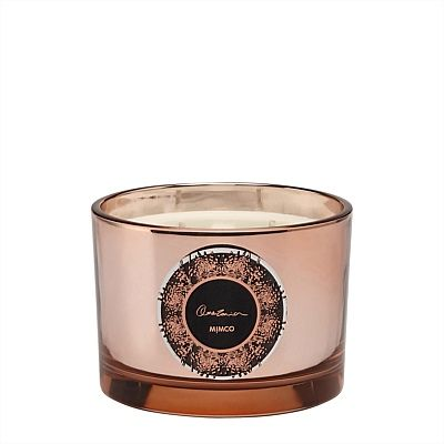 Double Wick Candle #mimcomuse