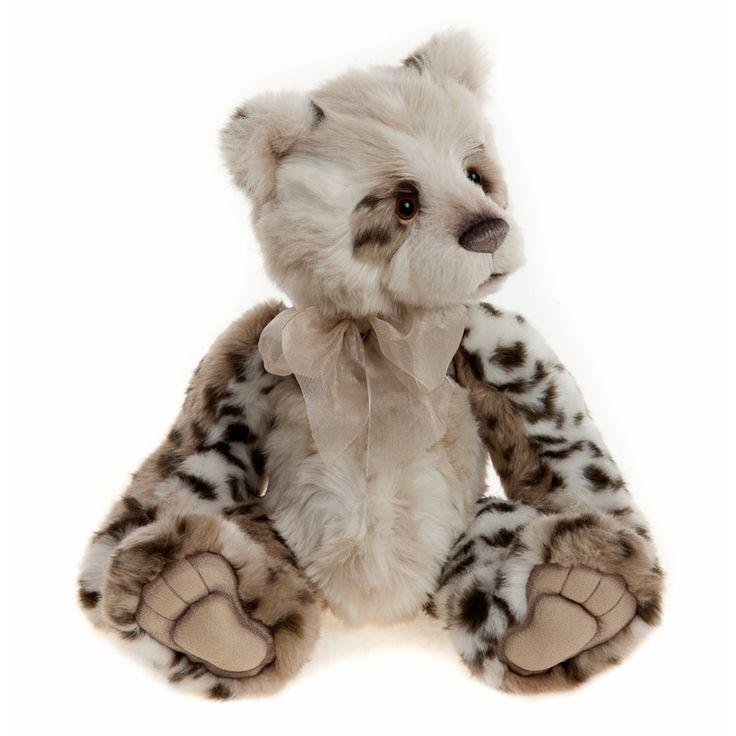 Charlie Bears Teddy Bear Giselle