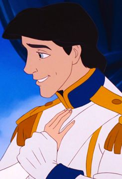 Prince Eric...I had one of the biggest crushes on him when I was younger. Still kind of do lol. He is the reason I have crushes on guys with blue eyes