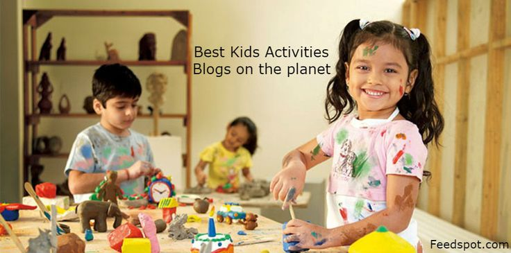 Top 100 Kids Activities Blogs And Websites For Parents And Teachers