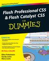 Flash Professional CS5 & Flash Catalyst CS5 For Dummies:Book Information and Code Download - For Dummies