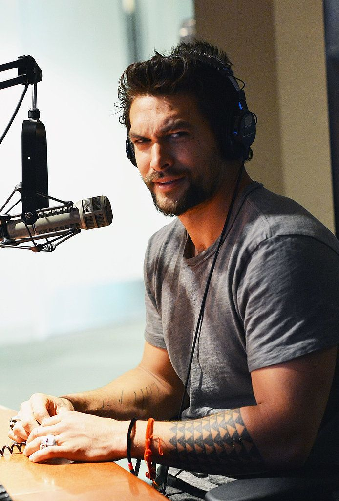 37 Times Jason Momoa Was So Hot, We Almost Called the Fire Department: When first feasting your eyes upon Jason Momoa, there are a few possible reactions: fainting, drooling, or calling 911 because he set your heart on fire.