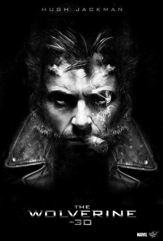 Artista Obery Nicolas cria ilustrações digitais incríveis de Wolverine Imortal…