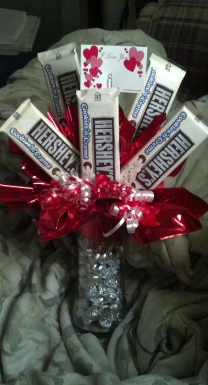 Best Gifts For Him Boyfriend Candy Bars Ideas