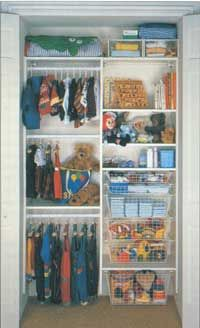 """HowStuffWorks """"How to Design a Child's Closet: Tips and Guidelines"""""""