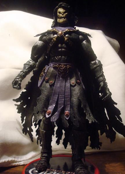 Skeletor (Masters of the Universe) Custom Action Figure
