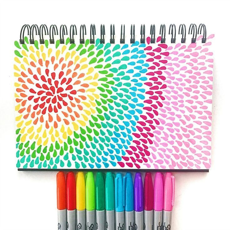 Best markers for drawing doodling and coloring marker