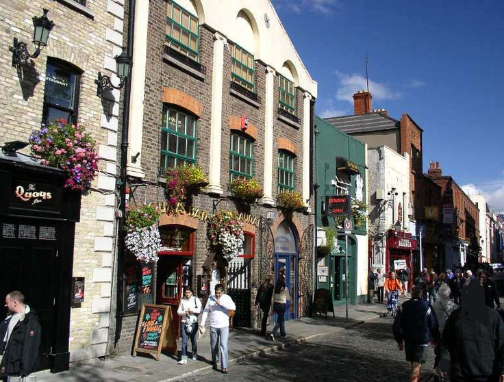 Dublin: been there LOVE it!! One of my most favorite places on our European tour! Will go back someday!