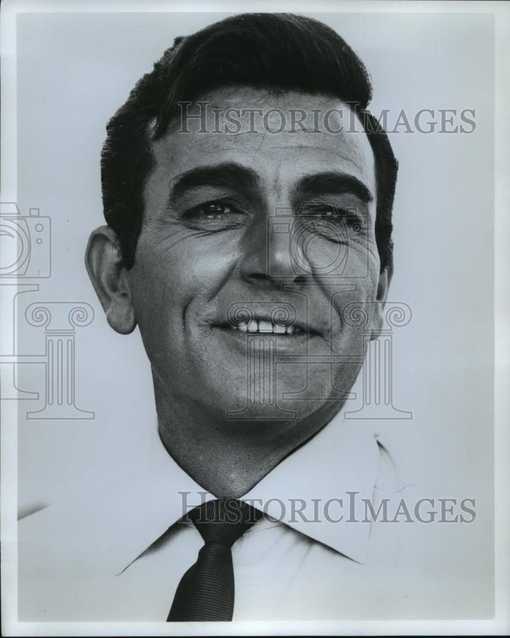 1969 Press Photo Actor Mike Connors - mja78646