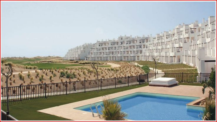 Investment Properties for sale from €59,000 Las Terrazas Murcia Spain.  Contact Paul Nulty (digital brochure available). http://azenza.co.uk/