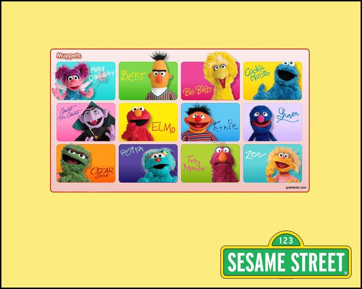 Images For Sesame Street Wallpaper