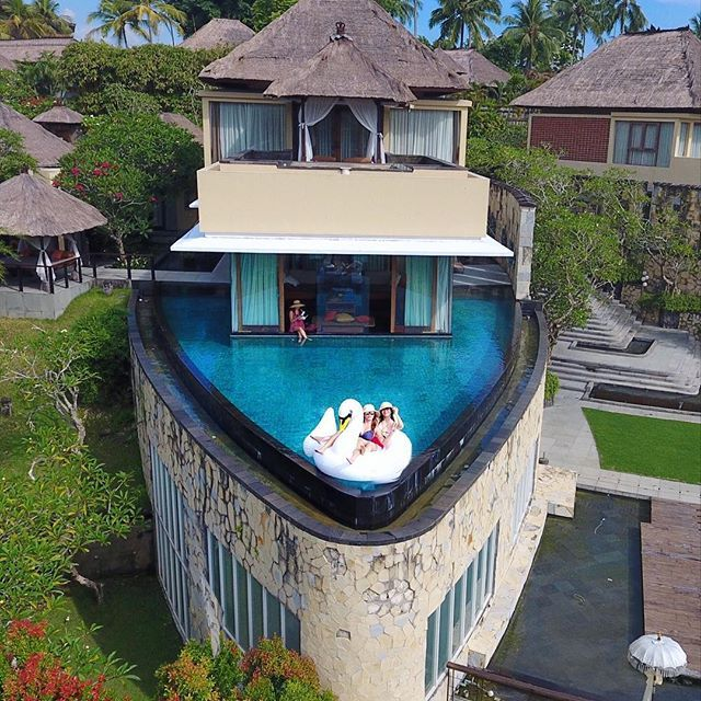 Tag who you'd float with! Bali Indonesia. By @golden_heart  . | http://ift.tt/2b7Z089 #travel #destination #places for #rich #vacation and #holiday around #world. #Get #hotels #Deals at http://ift.tt/2b7Z089 #natgeotravel #agoda #expedia #lonelyplanet