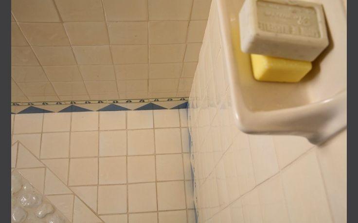Porte savon ivoire