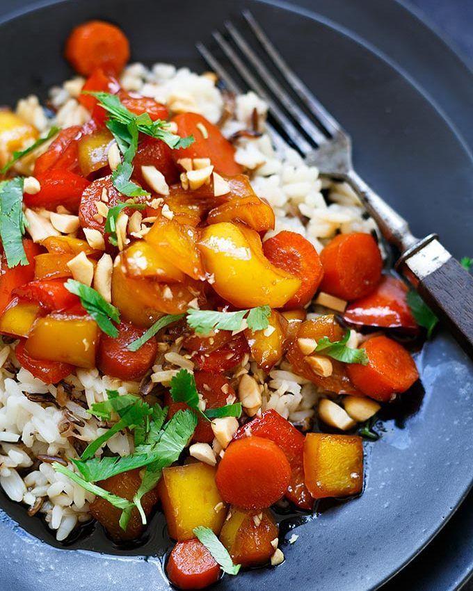 Bock auf köstliches Asiafood, das in weniger als einer halben Stunde auf dem Ti…