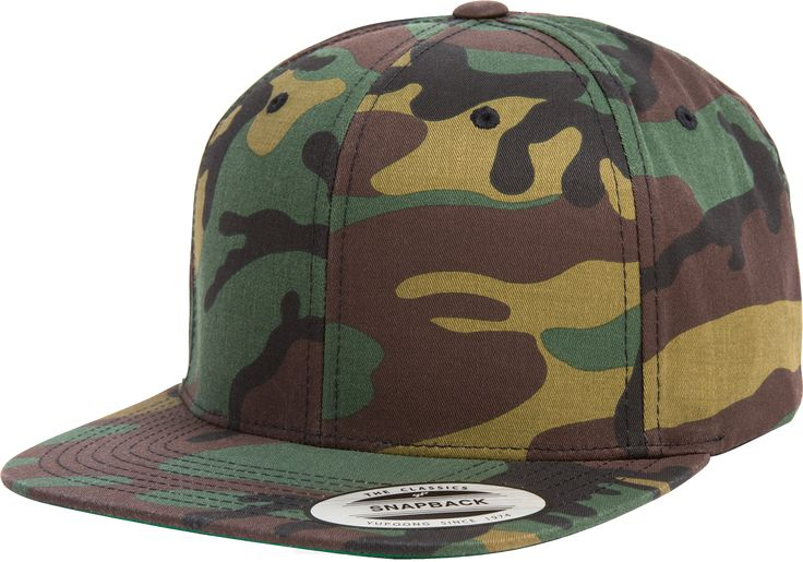 Grab this Flexfit 6089M Green Camo Premium Classic Snapback Hat! Go get it now only at www.TheCapGuys.com. Matching plastic snap. Hard buckram. Classic green undervisor. #flexfit #snapback #premium #camo #camouflage #6089M #logo #hat #cap #fashion #swag #me #style # #tagsforlikes #me #swagger #jacket #shirt #dope #fresh #swagger