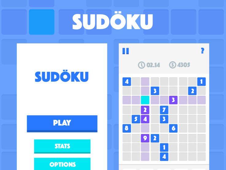 Sudoku App Concept