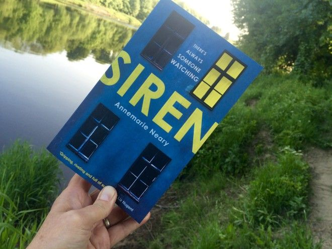 "Novel set in NORTHERN IRELAND and REPUBLIC OF IRELAND ""Siren"" by Annemarie Neary http://www.tripfiction.com/novel-set-in-northern-ireland-republic-of-ireland/"
