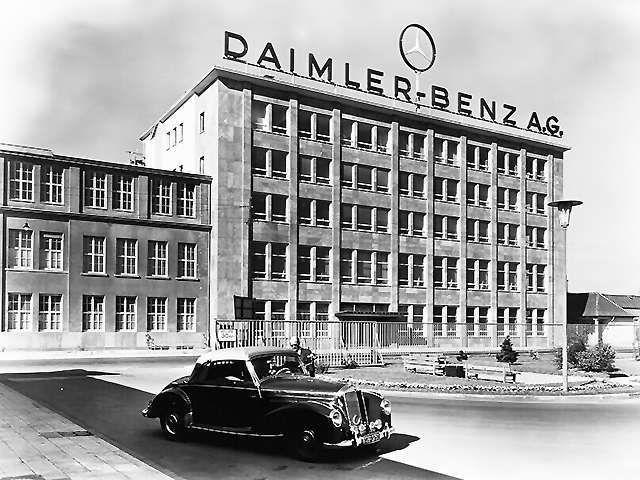 Bauvorhaben: Daimler- Benz AG in Stuttgart