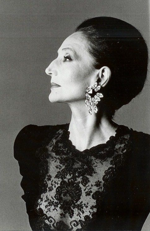 Decadent Old Bitches: Countess Jacqueline de Ribes: Russian Princess, girl of the Folies Bergère