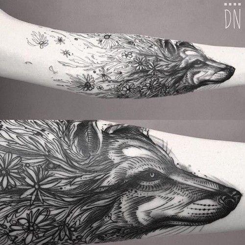 Il lupo è un animale affascinante, che incute timore e rispetto. Un tatuaggio con lupo quindi può essere non solo bello, ma porta con sé significati che...