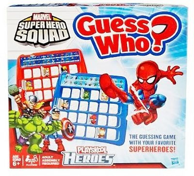 marvel heroes board game how to play