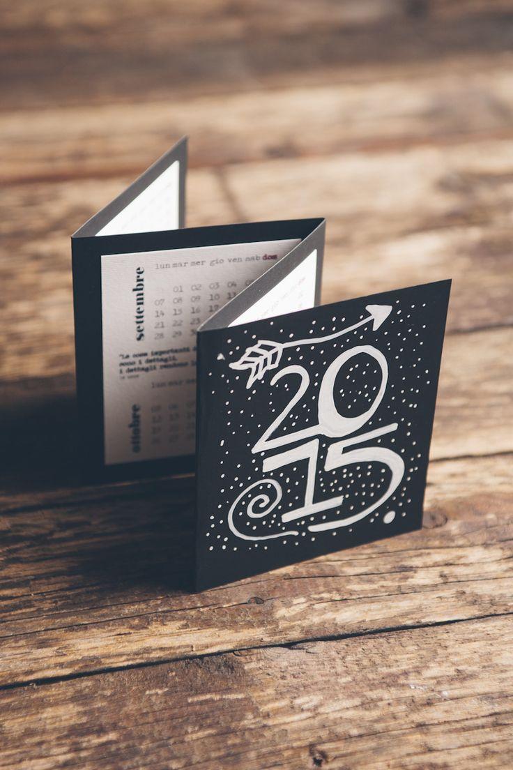 Calendario Pieghevole da scrivania 2015: Un Anno da Film : Calendari di aucacreativeshop