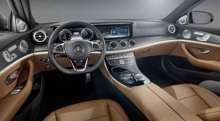 The new 2018-2019 Mercedes-Benz E-Class – Announcement