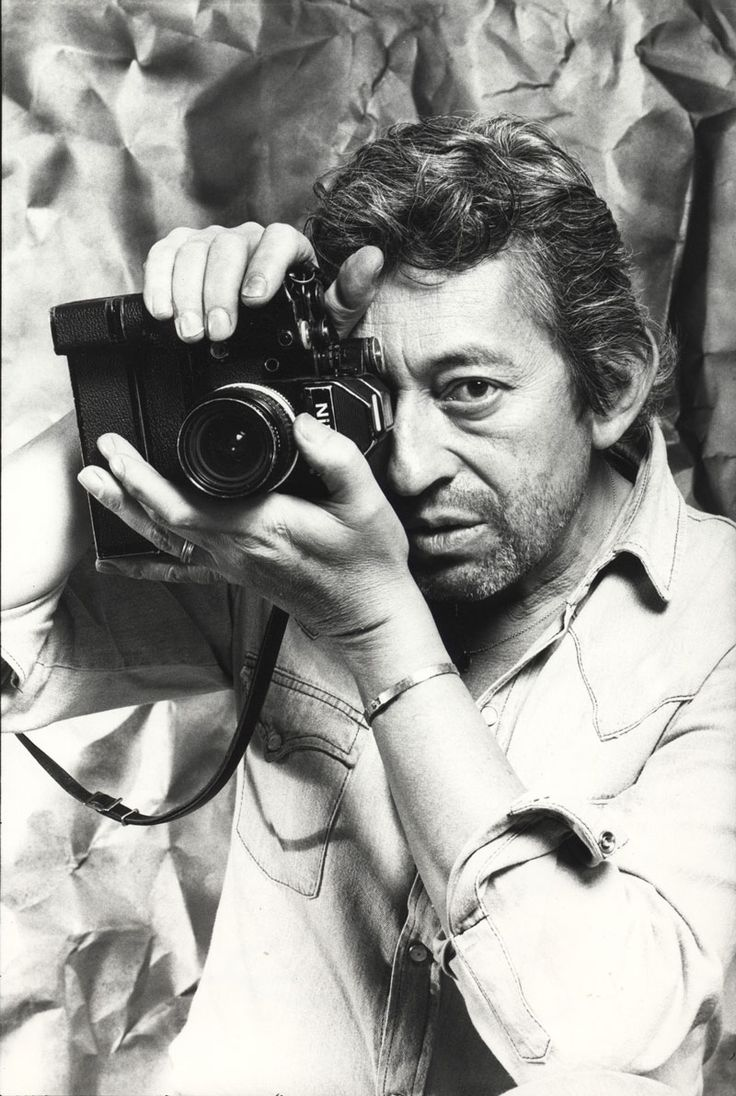the french touch : Serge Gainsbourg