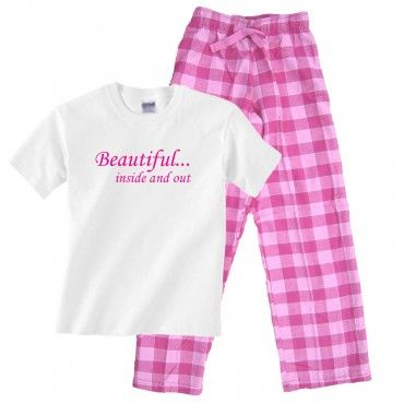 Breakfast in Bed pajamas for Mom = BEAUTIFUL Inside and Out