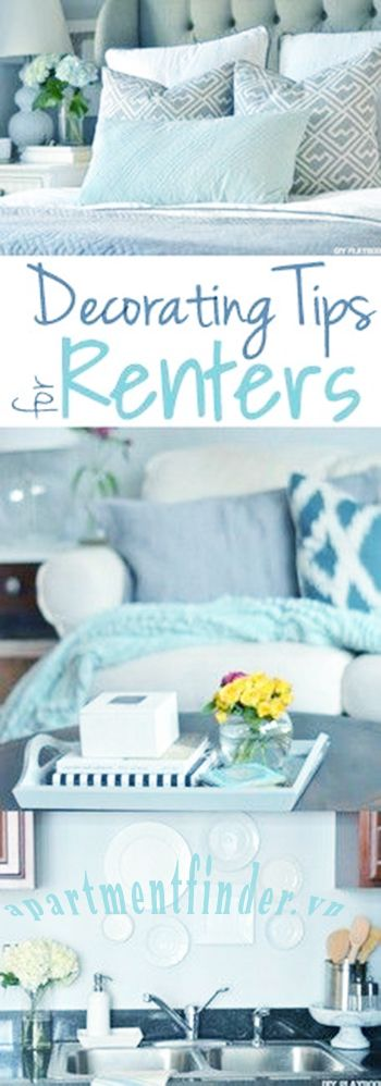Apartment Finder - Decorating Tips For Renters